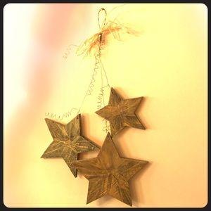 Fun star hanging